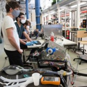 Audi Brussels en VUB maken beademingstoestel in recordtempo