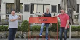 Meeste virtuele pintjes voor Tongers Café Gerechtshof