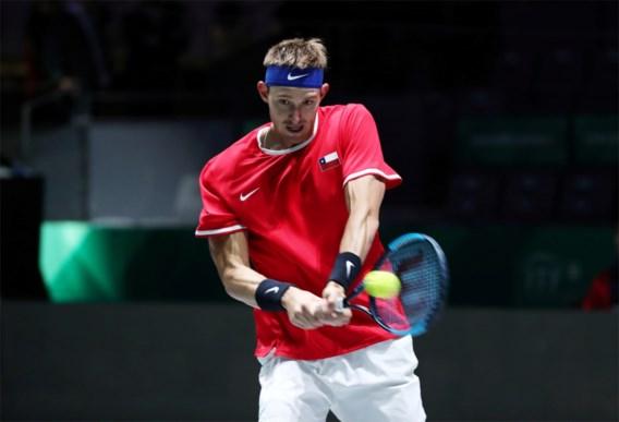 Chileense tennisser Nicolas Jarry krijgt dopingschorsing van elf maanden