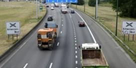 Wegenwerken E17 tussen Zwijndrecht en Kruibeke vervroegd van start