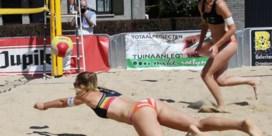 Geen beachvolley deze zomer door coronavirus