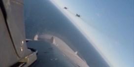Belgische F-16's onderscheppen Russische straaljagers