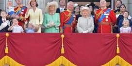 Queen Elizabeth viert verjaardag in mineur