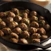 Ikea onthult recept van zijn bekende köttbullar