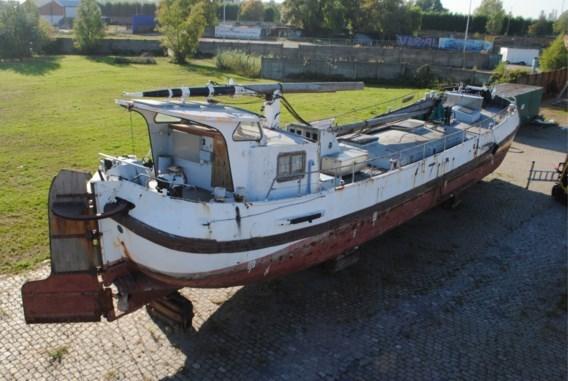 Historisch schip Ortelius voor 1 euro verkocht