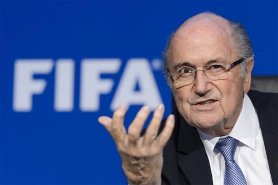 """Ex-FIFA-baas Sepp Blatter: """"Qatar kreeg het WK 2022 na een politieke interventie op het allerhoogste niveau"""""""