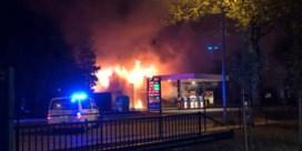 Dode bij woningbrand aan tankstation in Oud-Turnhout