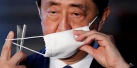 Abe lijdt gezichtsverlies