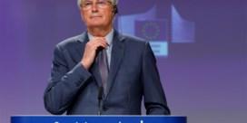 Barnier luidt alarmbel: Britse onderhandelaars sturen aan op harde Brexit