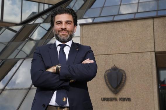 Belgische voetbalbond: 'Constructieve oplossing in de maak met UEFA over stopzetting voetbalseizoen'