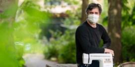 Lieven Scheire gezicht van Nationale Naaiactie: 'Ze zochten BV's die er beter uitzien mét mondmasker'