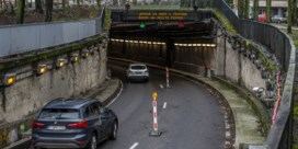 Leopold II-tunnel in Brussel 4 maanden dag en nacht dicht voor werken