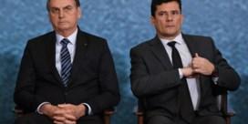 Bolsonaro wankelt na ontslag 'superminister'