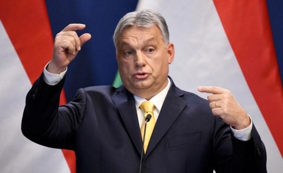 Orban wil transgenderwetgeving terugschroeven