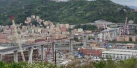 Laatste stuk van nieuw viaduct in Genua geplaatst