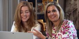 Nederlandse royals charmeren met openhartige videochats op Koningsdag