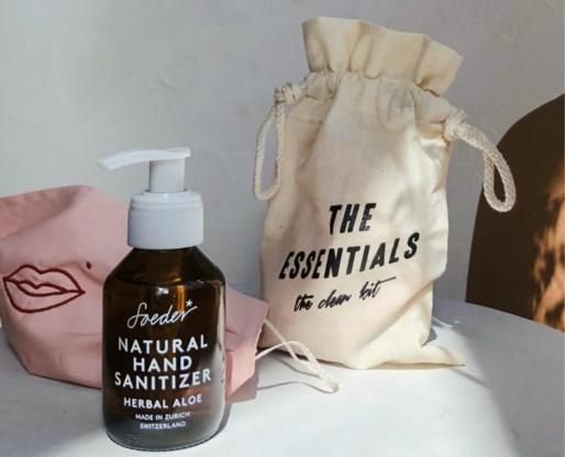 Belgisch make-upbedrijf komt met coronakit