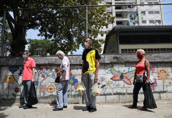 Politieke spanning, lege winkelrekken en een pandemie: de Venezolaanse perfecte storm
