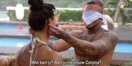 Debation Island: 'Als ik het coronavirus niet zie, dan ziet het coronavirus mij niet'