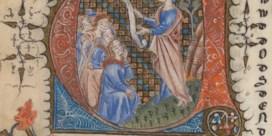 Middeleeuws blauw geeft geheimen prijs