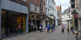 Mogelijk éénrichtingsverkeer voor voetgangers winkelstraten