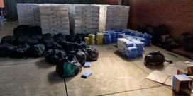Antwerpse cocaïnemaffia heeft geen last van lockdown