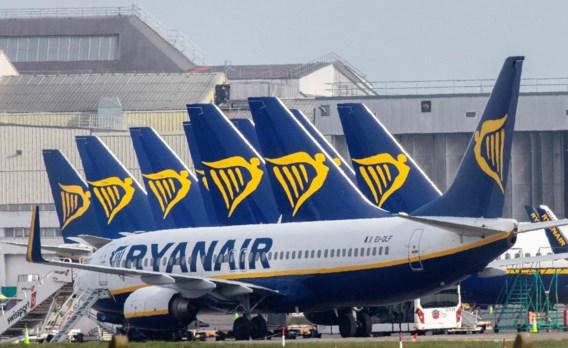 Duizenden banen op de tocht bij Ryanair