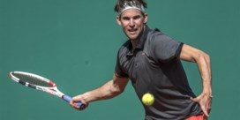 """Dominic Thiem gelooft niet meer in tennistoernooien dit jaar: """"Beter hervatten in Australië in 2021"""""""