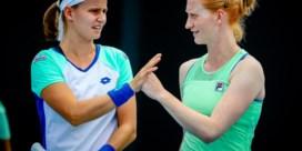 'Ik vrees dat we dit jaar niet meer tennissen'