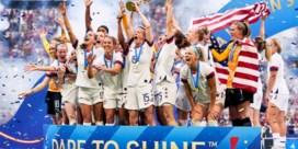Amerikaanse voetbalsters niet onderbetaald, zegt rechtbank