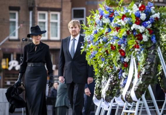 Nederland houdt twee minuten stilte voor oorlogsdoden