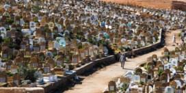 Tijdelijk graf voor Belgisch-Marokkaanse moslims