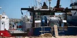 Maltese privéboten duwen migranten terug naar Libië
