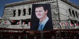 Het rommelt in het kamp-Assad