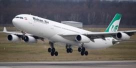 'Iraanse luchtvaartmaatschappij verspreidde virus in Midden-Oosten'