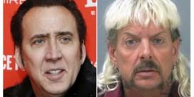 Nicolas Cage speelt 'Tiger king' Joe Exotic in nieuwe serie