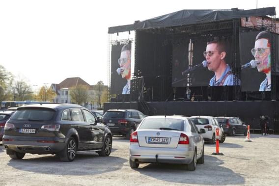 Dan toch muziekfestivals deze zomer: drive-in festivals