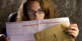 Belastingbrief invullen is voor helft van Belgen overbodig