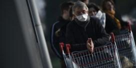 Mondmaskerdeal tussen regering en supermarkten onder vuur
