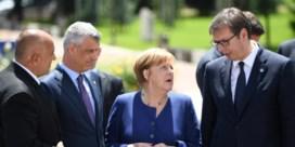 EU haalt banden aan met Westelijke Balkan, maar geen sprake van 'uitbreiding'