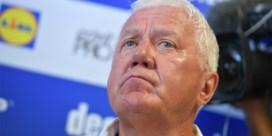 Patrick Lefevere: 'Nieuwe wielerkalender had beter gekund, maar we moeten nu vooral niet te veel klagen'