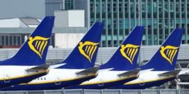 Ryanair tegen staatssteun voor luchtvaart