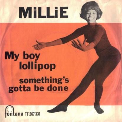 Zangeres 'My boy lollipop' overleden