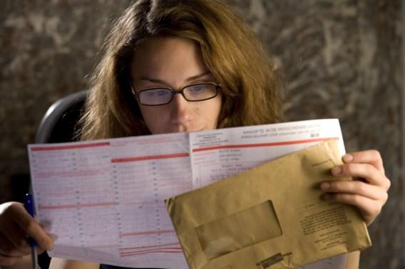 Minder  fiscale afhouding op uitkering tijdelijk werklozen