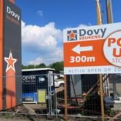 Donald Muylle bouwt grootste Dovy Keukens op Bredabaan