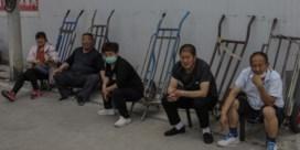 Chinese arbeiders betalen het gelag