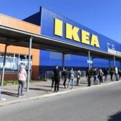 Ikea-winkels heropenen maandag en introduceren drive-insysteem