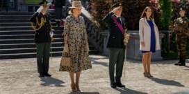 Staatshoofden herdenken in intieme kring 75ste verjaardag Bevrijding