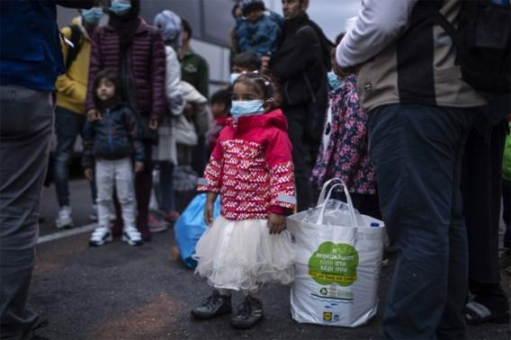 België vangt 18 jongeren uit Griekse kampen op