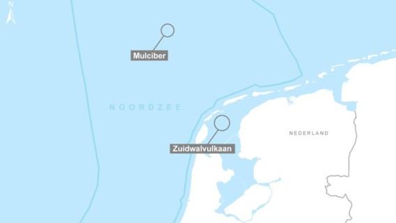 Geologen ontdekken uitgedoofde vulkaan in Noordzee